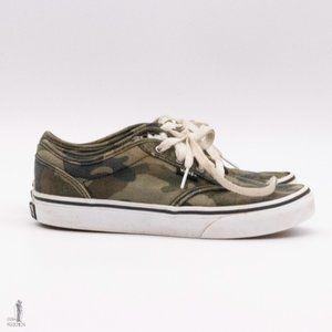 Vans Camo Youth Size 4.5